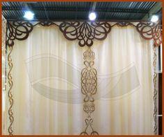 Image result for изготовлению ажурных ламбрекенов. Valance Curtains, Decor Styles, Windows, Bathrooms, Home Decor, Ideas, Decorative Curtains, Decoration Home, Bathroom