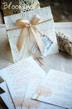 Προσκλητηρια γαμου Exclusive - Blooming Gift Wrapping, Gifts, Gift Wrapping Paper, Presents, Wrapping Gifts, Favors, Gift Packaging, Gift