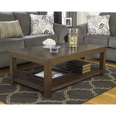 Signature Design by Ashley Brandon Coffee Table