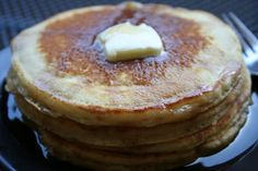 **Sally-These were amazing!  This recipe is now my go to pancake recipe.  So light and fluffy!  l