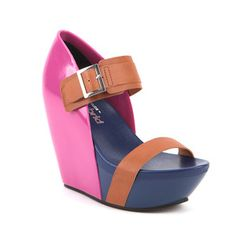 Apollo Sandals Berry Mix, 143€, now featured on Fab.