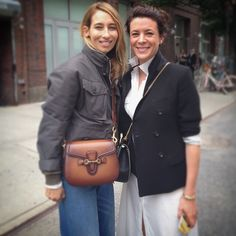 With Garance Dore - French girls in NY
