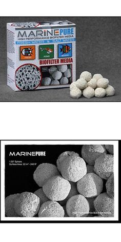 Filter Media and Accessories 126476: Cermedia Marine Pure 1.5 Bio Filter Spheres - 2 Quart -> BUY IT NOW ONLY: $31.45 on eBay!