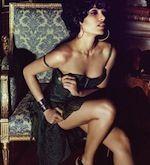 Eniko Mihalik | Vincent Peters | Vogue Spain September2012 - 3 Sensual Fashion Editorials | Art Exhibits - Anne of Carversville Women's News