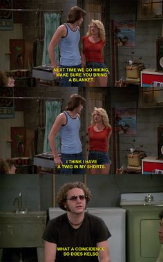 "When Hyde proved Kelso was just a really easy target… | 23 Of The Best Burns From ""That '70s Show"""