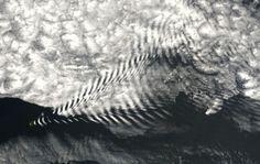 Gravity Wave in Cloud