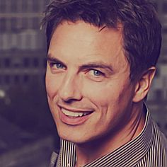 John Barrowman, can we talk about how you're perfect?