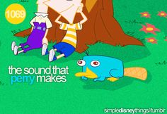 I love Perry. ._. <3