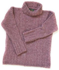 Rathlin Knitwear Donegal Irish Sweaters 100 Pure Wool