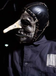 SlipKnoT: Chris Fehn