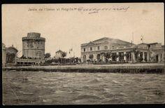 An old photo of Thessaloniki. www.thesstips.wordpress.com