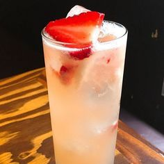 Before this day ends @tacolicioussf says that this Strawberry Smach cocktail with @casamigos blanco muddled strawberry and lime is calling your name!