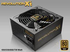 Enermax launches new REVOLUTION X't PSUs