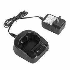 Baofeng Desktop Charger for UV-82L Black *** For more information, visit image link.