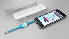 Kinsa Smart Thermometer does more than just take your temperature