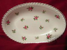 Johnson Brothers Old English Rosebud side plate
