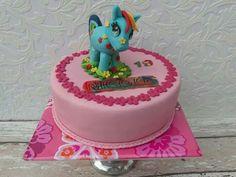 My little pony cake.