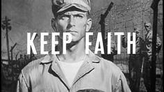 "POWs: US Military Code of Conduct, Article IV: ""Keep Faith"" 1959 US Army https://www.youtube.com/watch?v=I-7HHkDu4XI #POW #USArmy #military"