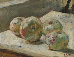 Vuillard, 4 Apples, 1889