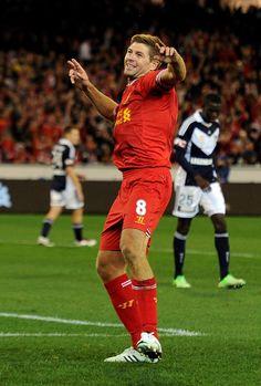 Twitter / LFC: Steven Gerrard: #LFC ...