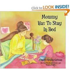 Looks like a great book for a sick Mom with children.