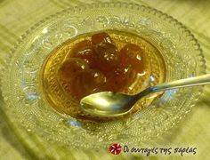Great recipe for Grape spoon sweet in the oven. This spoon sweet is very easy and it is made in the oven. Recipe by Greek Sweets, Greek Desserts, Greek Recipes, Cooking Spoon, Greek Cooking, Cookbook Recipes, Cooking Recipes, Greek Cake, Sweets Cake