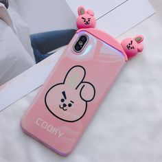 Do You LOVE BTS? Glossy Phone Case is now available!What are you waiting for, Army? Grab your favorite character iPhone cases now! Kpop Phone Cases, Kawaii Phone Case, Phone Covers, Iphone 8, Coque Iphone, Iphone Cases, Cute Cases, Cute Phone Cases, Mochila Do Bts