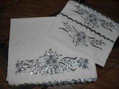 Turkish silver threading