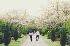 Regents Park London Engagement Photography by missgen.com