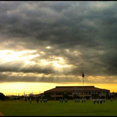 Lackland Air Force Base, San Antonio, TX one day this will be my home for 8 1/2 weeks...