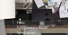 unkle Wandfarben wie Schwarz lassen Bilder und Poster an der Wand gut zur Geltung kommen. - mehr auf www.roomido.com