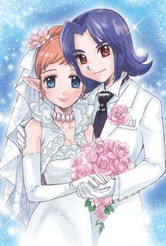 Anju and Kafei's Wedding