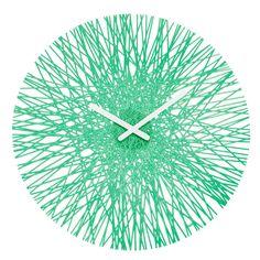 wandklok design 39 sensu 39 goud karlsson axeswar design clocks pinterest. Black Bedroom Furniture Sets. Home Design Ideas