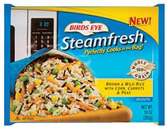 $1 off ANY Birds Eye or Birds Eye Streamfresh Item Coupon on http://hunt4freebies.com/coupons