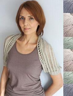 Болеро Косы - серый,однотонный,для девушки,летняя одежда,городской стиль