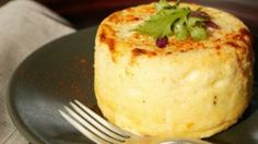 Twice-baked cheese souffle Recipe Souffle Recipes, Souffle Ideas, Cheese Souffle, Good Food, Yummy Food, Yummy Eats, Baked Cheese, Cooking Recipes, Cheese Recipes