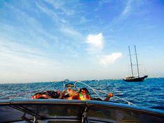 Ibiza Formontera Boat Beach Isla Baléares Friends Trip