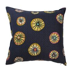 Amasumpa linen cushion in Moonlight