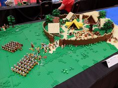 Some of my favourite builds on display at Clearly these models aren't mine. I'll be posting links to the proper owners shortly. Lego Knights, Lego Army, Lego Boards, Lego Ship, Lego Trains, Lego Blocks, Lego Construction, Lego Castle, Cool Lego Creations