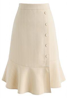 2e9e5d626 2162 Best SKIRTS images in 2019 | Dress skirt, Formal skirt, Blouse ...