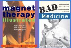 Does magnet therapy work for chronic pain and other disorders?  My post explains...