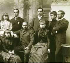 Grand Duchess Maria Alexandrovna and family, George V - Category:Princess Alexandra of Edinburgh and Saxe-Coburg and Gotha - Wikimedia Commons Queen Victoria Family, Victoria Reign, Queen Victoria Prince Albert, Princess Victoria, Princess Alexandra, Princess Beatrice, Princess Mary, Royal Collection Trust, Queen Mary