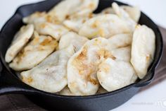 One of the most common foods you will find in Easter Europe, is Pierogies. The choice of fillings are insane, some that are made mostly in the summer and ones with potatoes are usually made as comfort foods in the winter time. They were a fancy treat for us growing up as kids. Now, I clearly understand why they were. My mom had a farm to take care of and five of us, kids. I don't even know when she found time to make those, but she sure did.
