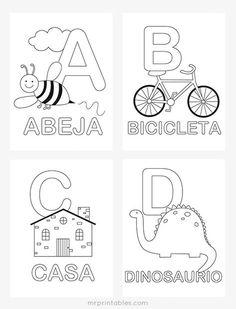 https://mrprintables.com/spanish-alphabet-coloring-pages/