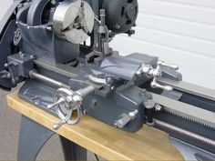 Atlas Press Co Atlas 10 F Th42 Metal Lathe