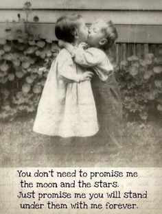 Just promise me that babe