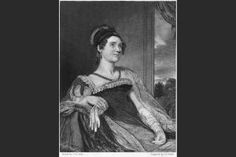 A gallery of pictures of America's first ladies, wives of the presidents, from the 1st to the 45th presidencies.: Louisa Adams