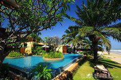 هتل های ساحلی در پرانبوری تایلند