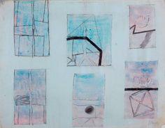 Prunella Clough: Six Studies