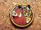 Best Friends - Disney Pin Mystery Pack - Simba, Timon, and Pumbaa Only #EasyNip
